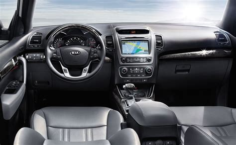 kia sorento  redesign  price rumors