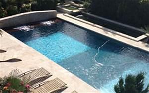 photo de piscines realisations dans le calvados With piscine avec liner gris clair 1 nos realisations avec liner gris clair reynaud piscines