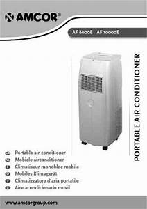 Amcor Af 8000 Air Conditioner Download Manual For Free Now