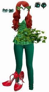 Hollywood Kostüme Ideen : poison ivy costume fasching halloween ideen halloween und kost m ~ Frokenaadalensverden.com Haus und Dekorationen