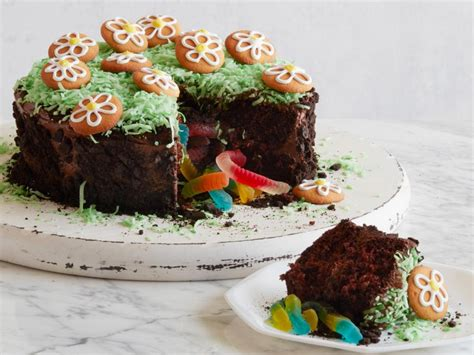Dirt Cake How To Make A Stuffed Dirt Cake Food Network Everyday