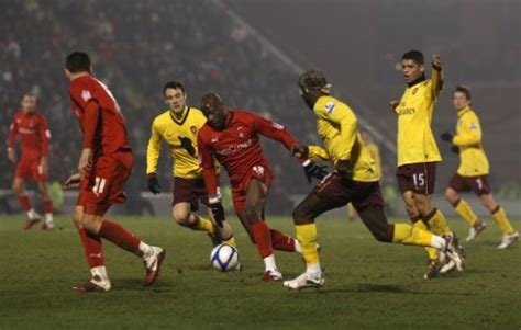 Soccer – FA Cup – Fifth Round – Leyton Orient v Arsenal ...