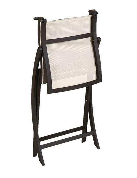 vente privee chaise chaise pliante haut de gamme lot de 2 chaises twig les