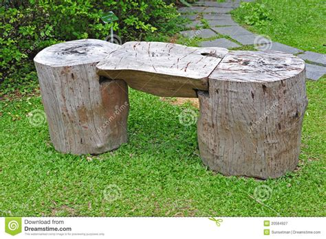 garden bench stock image image  tired bench rest