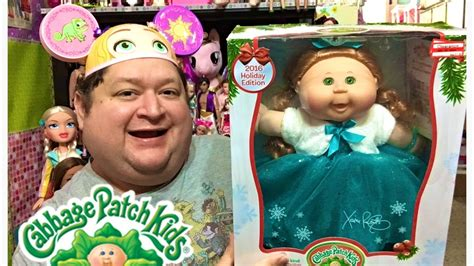 2016 Holiday Edition Cabbage Patch Kids Target Exclusive