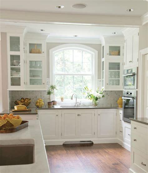 Kitchen Backsplash Tile How High To Go?  Driven By Decor