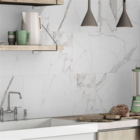 marble tiles for kitchen top 10 kitchen tiles fab splashback and floor ideas 7378