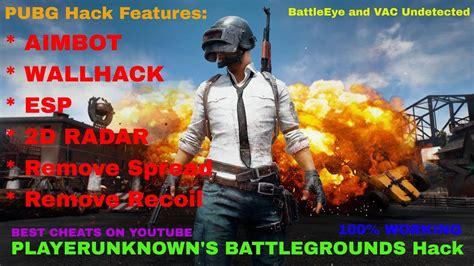 pubg battlegrounds playerunknowns cheat hack working cfsbn