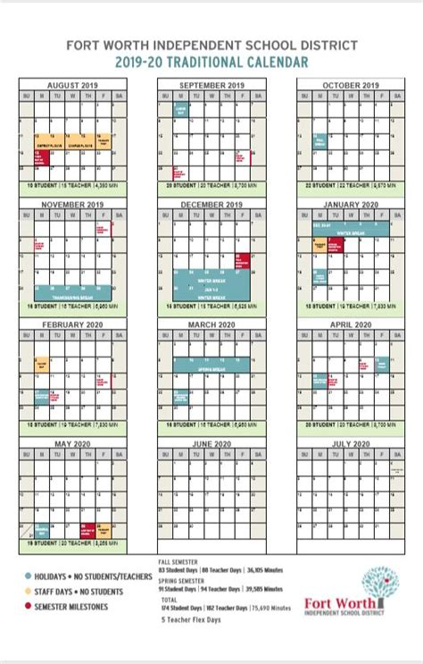 fort worth isd school calendar sureguard termite pest