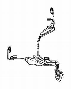 Dodge Ram 4500 Harness  Wiring  Transmission  12 Pin