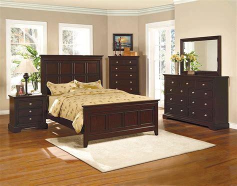 Espresso Bedroom Furniture Sets