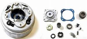 Manual Clutch Assembly For 70cc 110cc 125cc Chinese Dirt