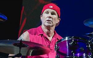 Red Hot Chili Peppers39 Chad Smith Praises Detroit As Quotthe