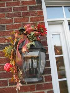 This, So, Looks, Like, My, Christmas, Light, Decorations, With, A, Fall, Twist, Fall, Decor, For, Your, Outdoor