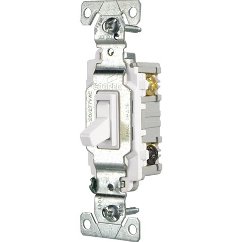 3 way light shop cooper wiring devices 15 amp white 3 way light switch