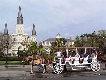 Orleans Places Usa Sightseeing Travel Louisiana Tourist