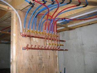 image result   pex plumbing manifold pex plumbing