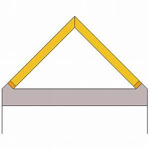 Bezeichnungen Am Dach : dachkonstruktionen dachdeckerwiki ~ Indierocktalk.com Haus und Dekorationen