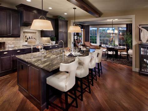kitchen idea kitchen island with stools kitchen designs choose kitchen layouts remodeling materials hgtv