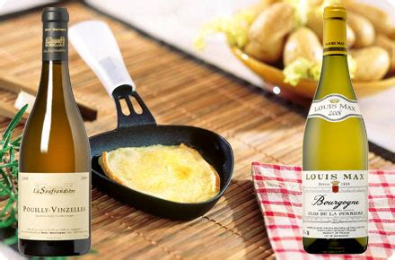 quel vin blanc pour cuisiner quels vins servir avec raclette fondue et tartiflette