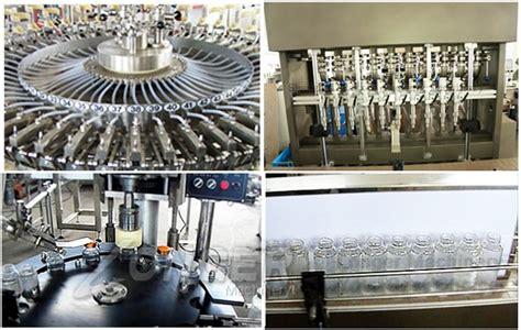water juice beer bottling lineliquid bottle filling machine