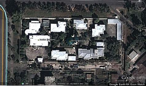 google earth  key  revealing north koreas prison camp