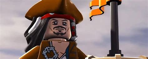 New Gameplay Trailer For Lego Pirates Of The