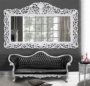 Miroir De Salon : coup de projecteur sur les miroirs ~ Teatrodelosmanantiales.com Idées de Décoration