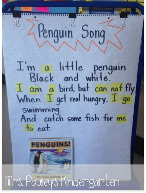 penguins and math surveys mrs pauley s kindergarten 241 | penguinsong