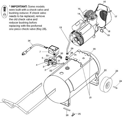 Devilbiss Irfb Air Compressor Parts