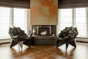 Appartement Contemporain : appartement contemporain de design sophistiqu kiev ~ Melissatoandfro.com Idées de Décoration