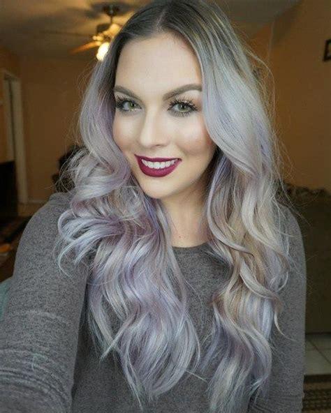 The Prettiest Pastel Purple Hair Ideas Sassy Hair
