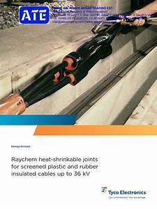 Raychem Saudi Arabia Ltd  High Voltage  U0026 Low Voltage Cable Joints  Termination Kits  U0026 Heat
