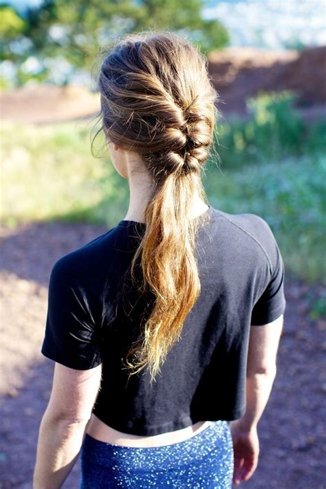 Summer Ponytail Hairstyles by 14 Braided Ponytail Hairstyles New Ways To Style A Braid
