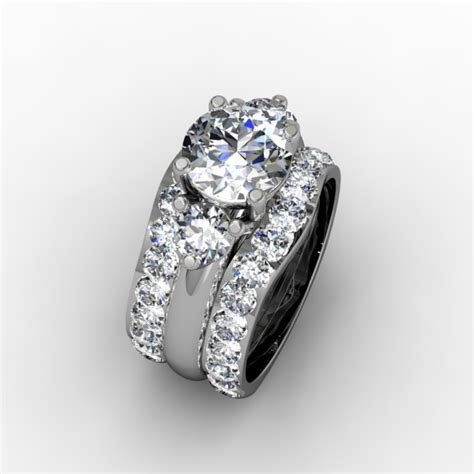 1000 images about 10 yr anniversary ring upgrade pinterest wedding ring leo diamond