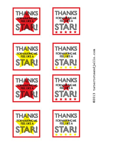 printable   themed teacher appreciation
