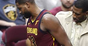 Tristan Thompson out a month with calf injury - Fear The Sword