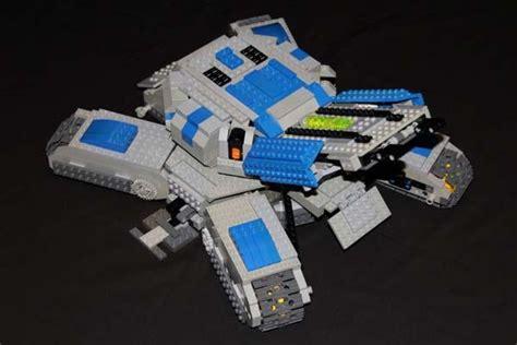 lego starcraft 2 remote siege tank gadgetsin