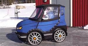 Parece El Carro M U00e1s Peque U00f1o Del Mundo  Pero Mira Lo Que