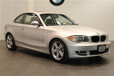 Find Used 2009 Bmw 128 Coupe Automatic Sport Package Power