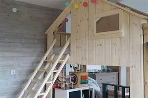 Bett Als Haus : ein haus als hochbett schwesternliebe wir ~ Lizthompson.info Haus und Dekorationen