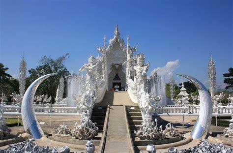 chiang rai white temple thailand temple chiang rai