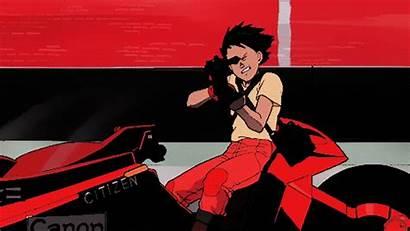 Anime Akira Neo Tokyo Katsuhiro Otomo Gifs