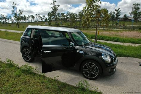 Review Mini Cooper Clubman by Mini Cooper S Clubman Review Photos Caradvice