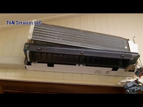 Mitsubishi Mini Split Tech Support by Tech Tip 5 Mitsubishi Electric Ductless Air Conditioners