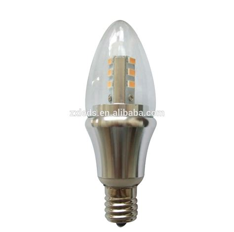 5w dimmable e12 led candle light bulb buy dimmable led