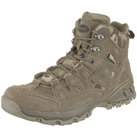 Teesar Squad Tactical Mens Boots Military Airsoft Combat