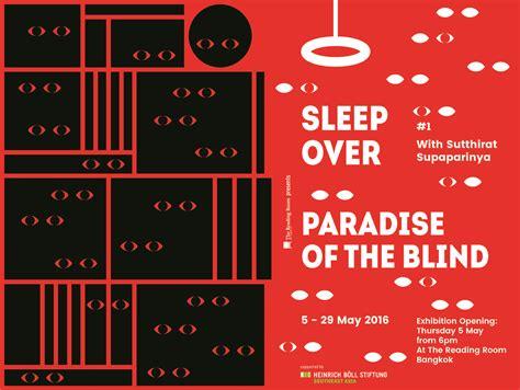paradise of the blind sleepover 1 paradise of the blind som sutthirat supaparinya