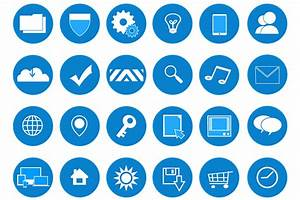 Icons Web Development Website  U00b7 Free Image On Pixabay