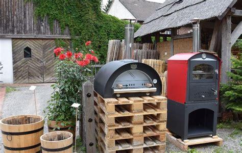 Neue Pizzaöfen Für Den Garten  Naturbauhaus Hetfeld